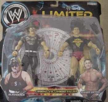 Toy vs Randy Orton