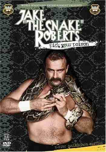 """Rick S Barber Shop >> pWw Wrestleshop: Videos: DVDs: Jake """"The Snake"""" Roberts ..."""